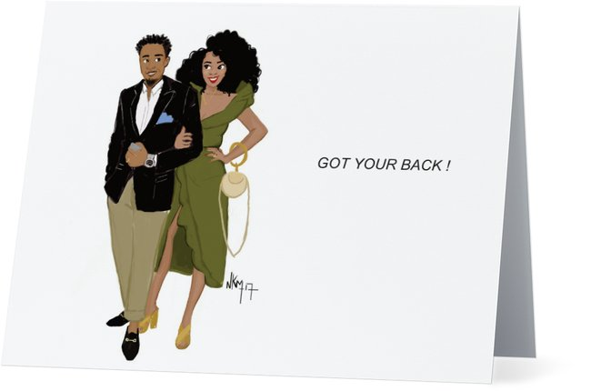 """Got Your Back"" 