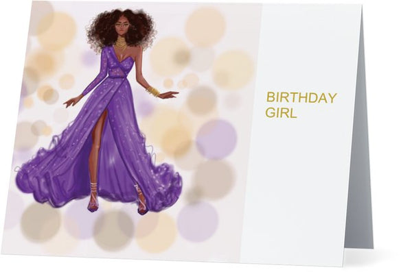 """BDAY Girl"" 