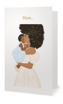 """Mom and Baby""