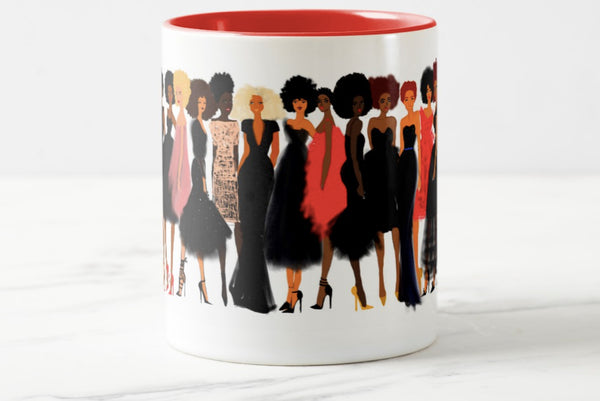 Shade of excellence  | Mug - Nicholle Kobi