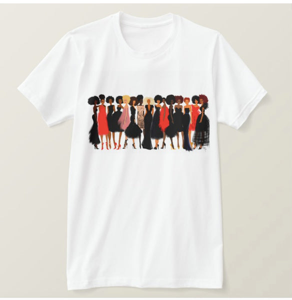 Shades Of Excellence | T-Shirt - Nicholle Kobi