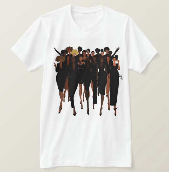 We Walk Together | T-Shirt - Nicholle Kobi
