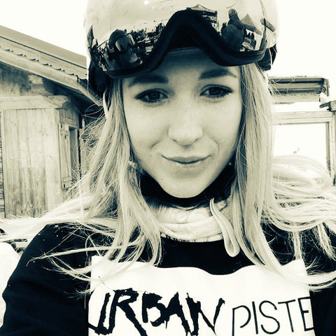 Lauren Davies founder of URBANpiste