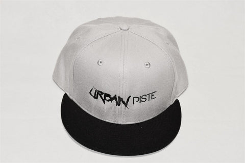 Top quality snap backs embroidered with URBANpiste logo