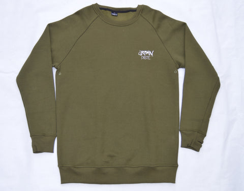 URBANpiste  RIDING JUMPER (KHAKI - GREEN)