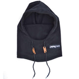 Keep your neck and head warm with the URBAN HOOD . URBANhood, snood, snowboarding hood, skiing hood.