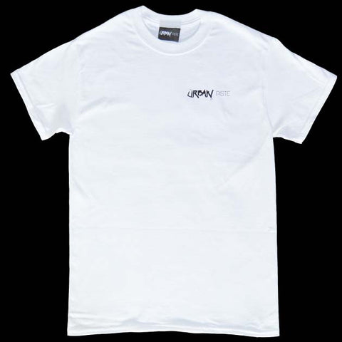 URBANpiste - classic logo T-Shirt 100% cotton printed in Britain