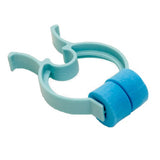 The 'Snuffer' Plastic Disposable Noseclip - View from Above