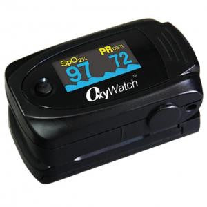 "MD300 C63 ChoiceMMed ""OxyWatch"" Fingertip Waveform Pulse Oximeter"