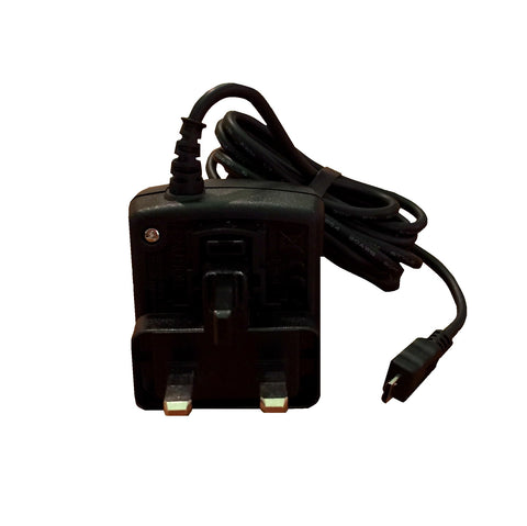 MIR Mains Battery Charger for Spirodoc with UK Plug