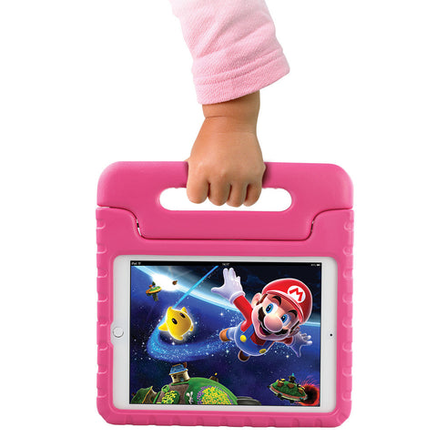 Bamby-Air2 Shockproof Kiddie Case with Convertible Stand for iPad Air2