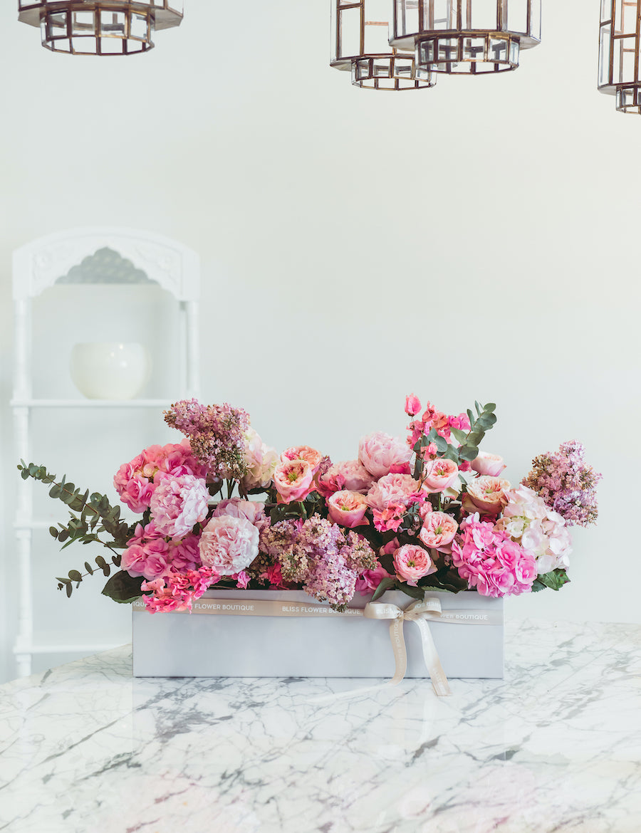 Bliss Flower Boutique - Garden Box - [Collection]