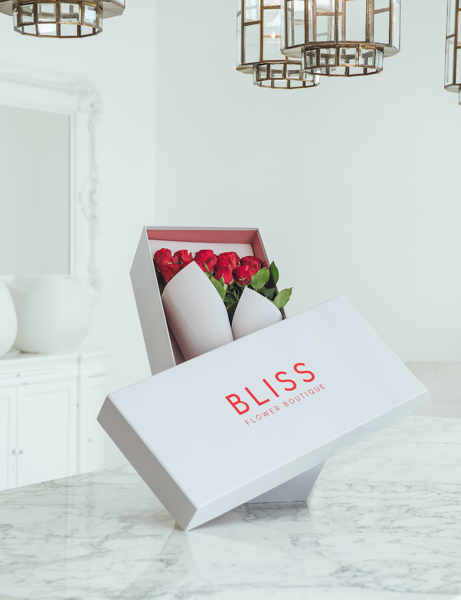 Bliss Flower Boutique - A box of Love - [Collection]