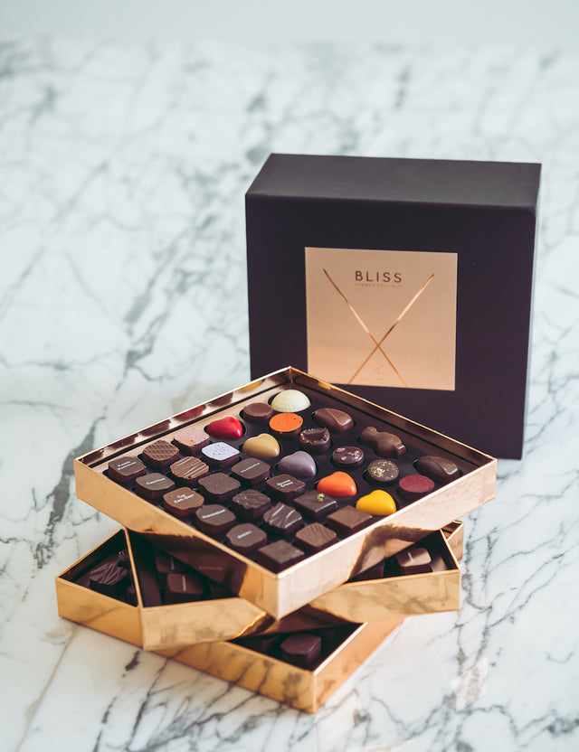"Bliss Flower Boutique - Bliss & Pierre Marcolini - ""Signature"" - [Collection]"