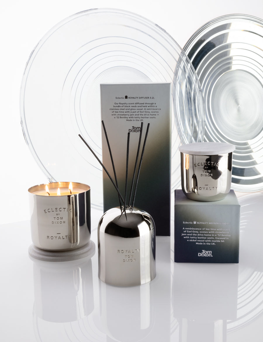 Bliss Flower Boutique - Eclectic Royalty Diffuser - [Collection]
