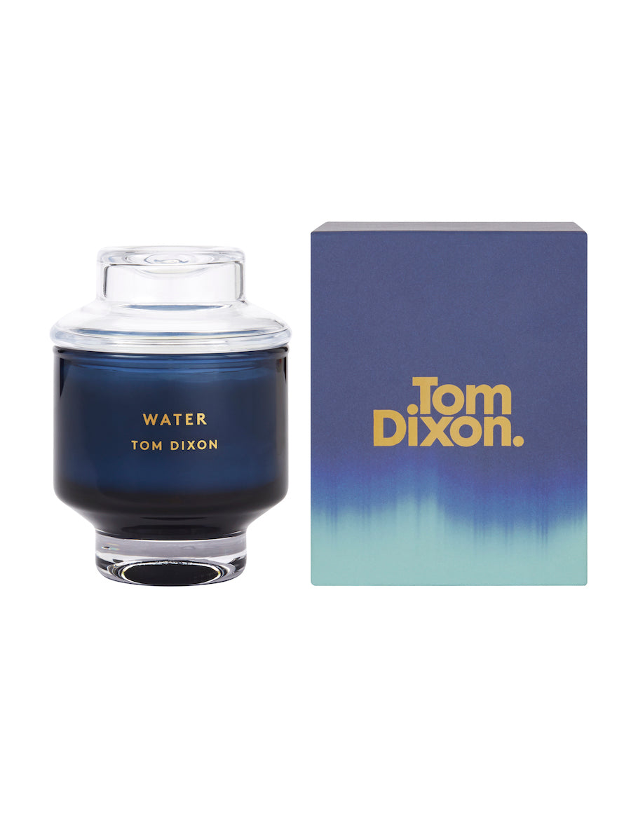 Bliss Flower Boutique - Elements Water Candle - Medium - [Collection]