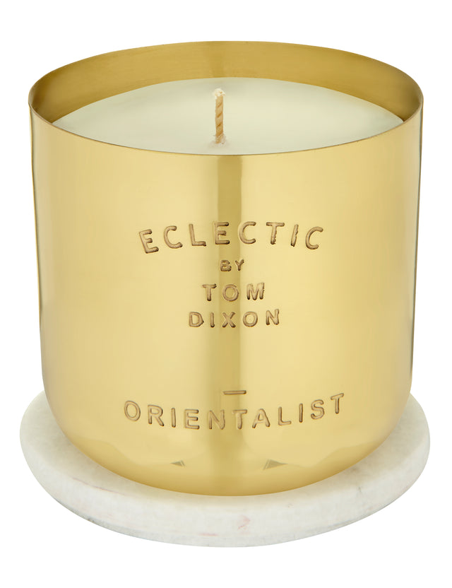 Bliss Flower Boutique - Eclectic Orientalist Candle - Medium - [Collection]