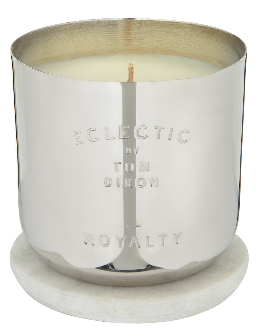 Bliss Flower Boutique - Eclectic Royalty Candle - Medium - [Collection]