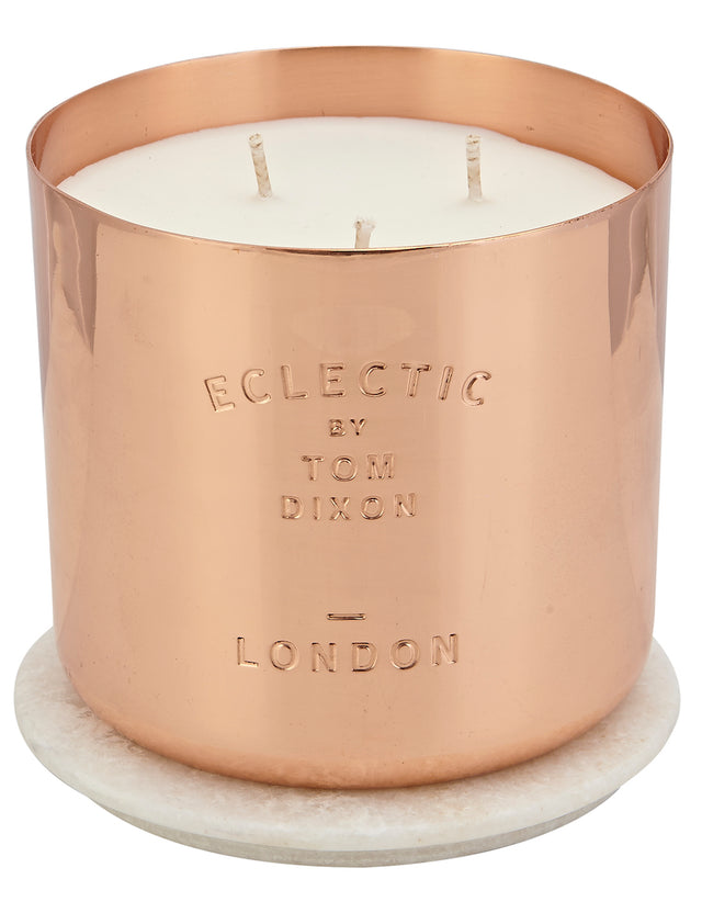 Bliss Flower Boutique - Eclectic London Candle - Large - [Collection]