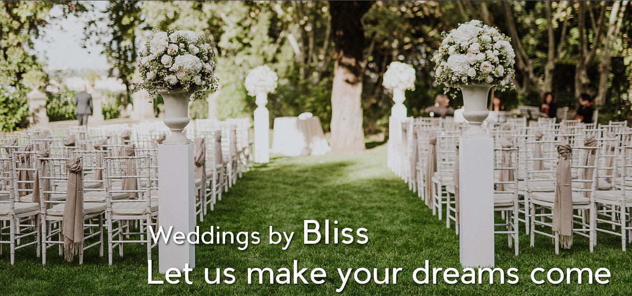 Wedding by Bliss Flower Boutique