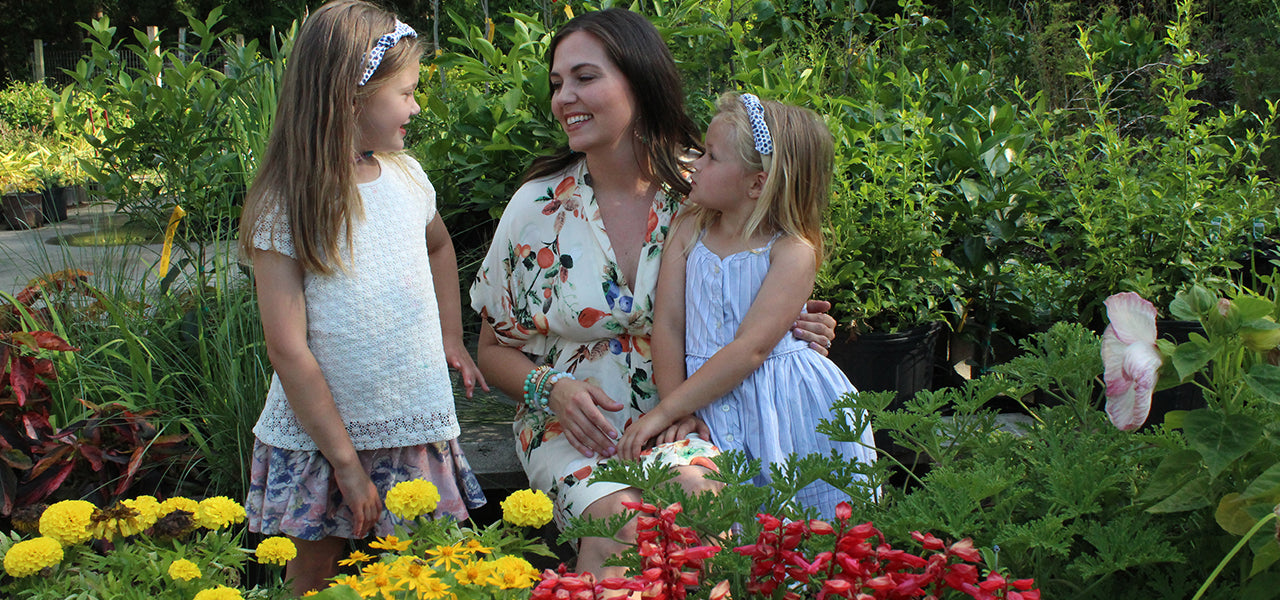 Motherhood:  A Perspective From a Mom of Two
