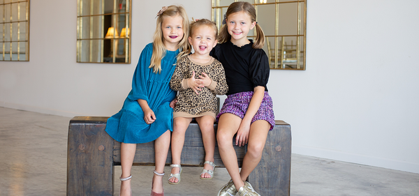 Little Girls, Little Girls | Sister, Sister Feature 3 of 4
