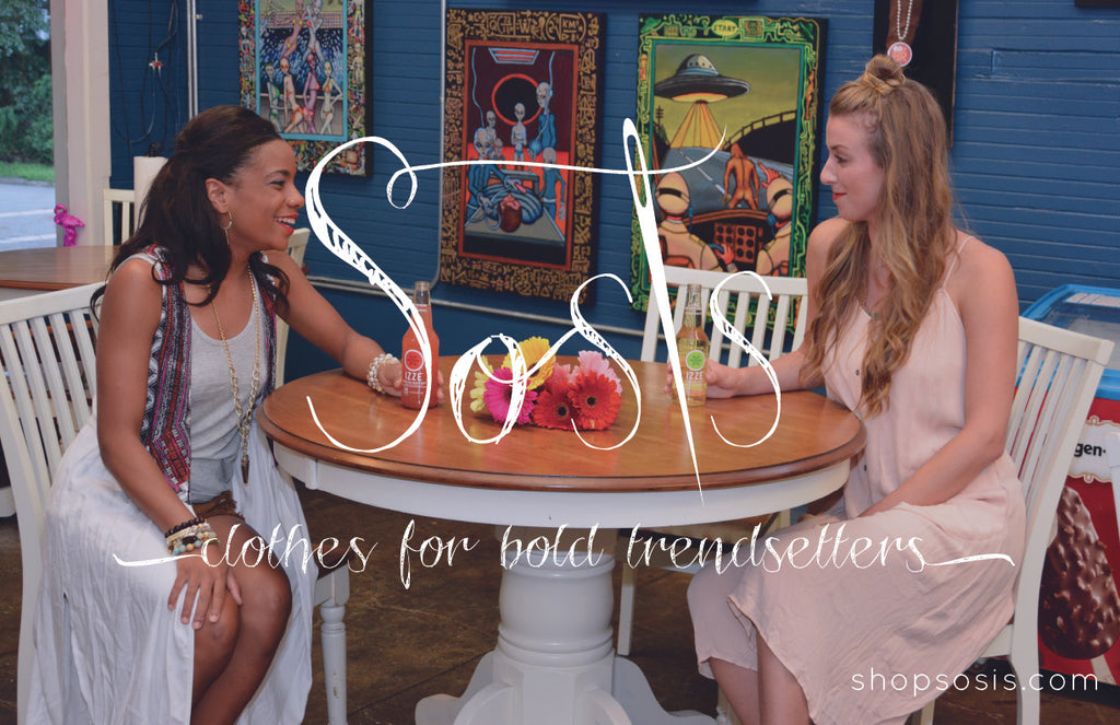 SoSis Lookbook: Magic in the Market 2