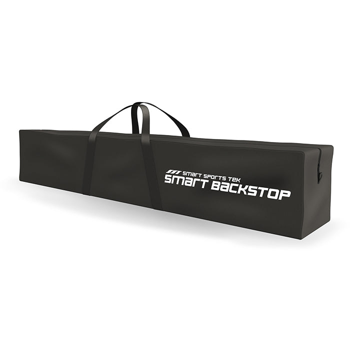 Smart Duffel Bag, Black - Smart Backstop for Lacrosse