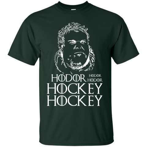 Hockey Hodor Cotton T-Shirt