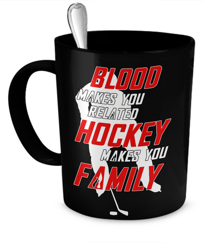 Hockey family Mug