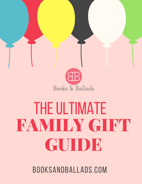 The Ultimate Family Gift Guide+ PDF