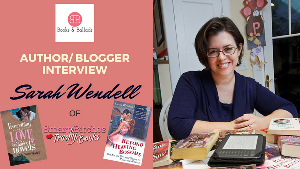 Author/Blogger Interview: Sarah Wendell of SBTB