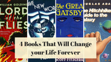 4 Books that will Change your Life Forever