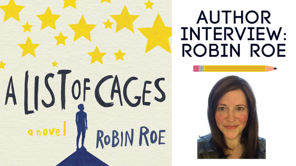 Author Interview: Robin Roe