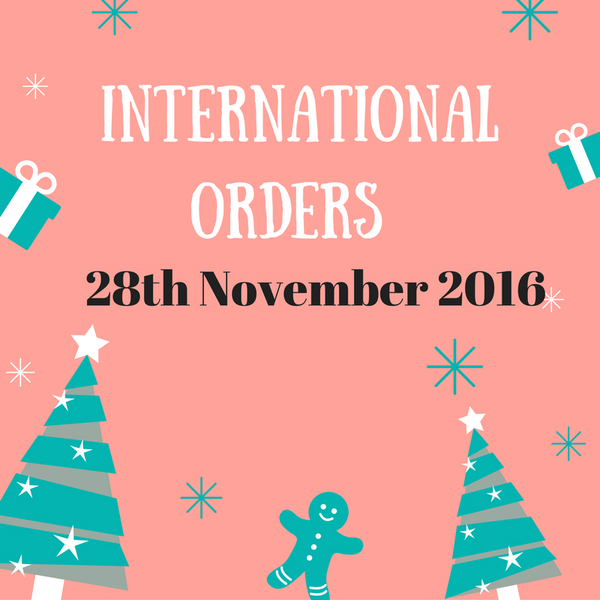 28th november international orders