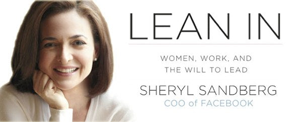 lean in sheryl sandberg review