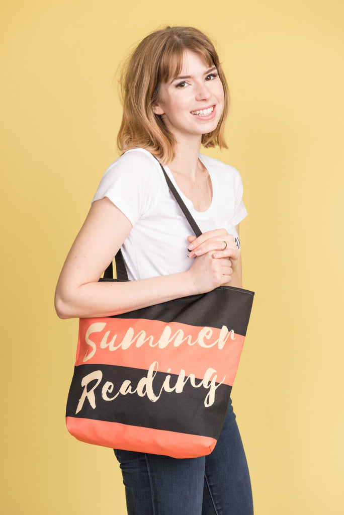 Summer Reading Tote bag