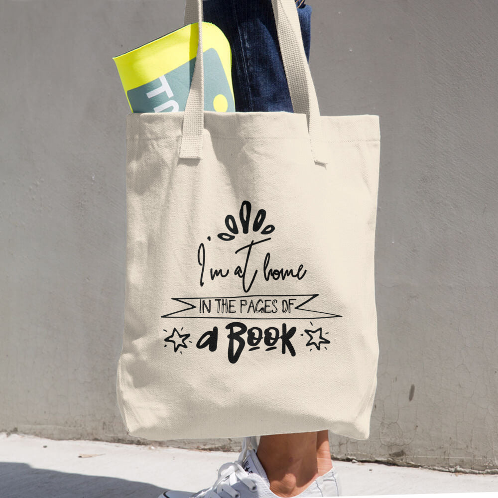 Home: Tote Bag