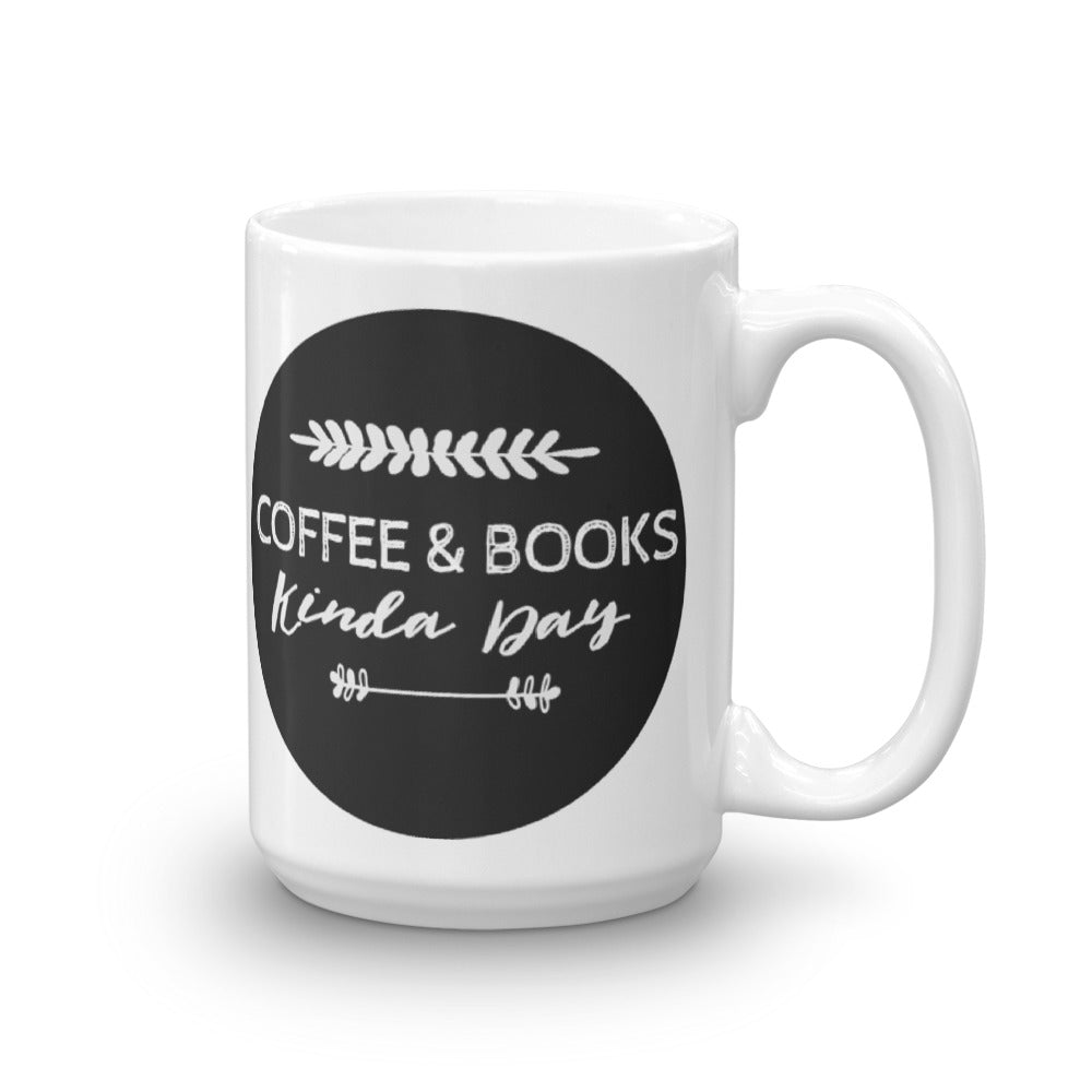 Coffee & Books: Mug