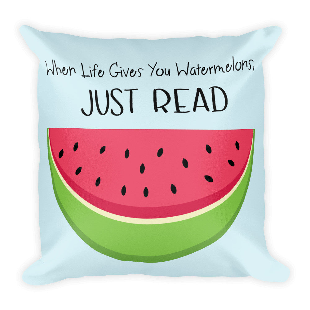 Just Read: Pillow