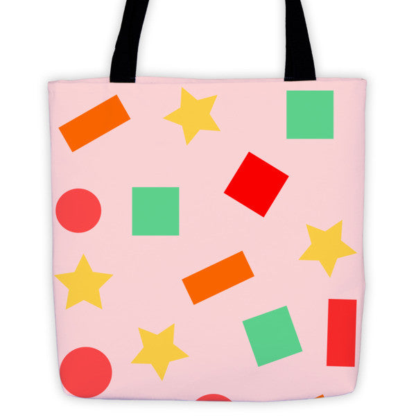 Playful in Pink Tote Bag *Exclusive*