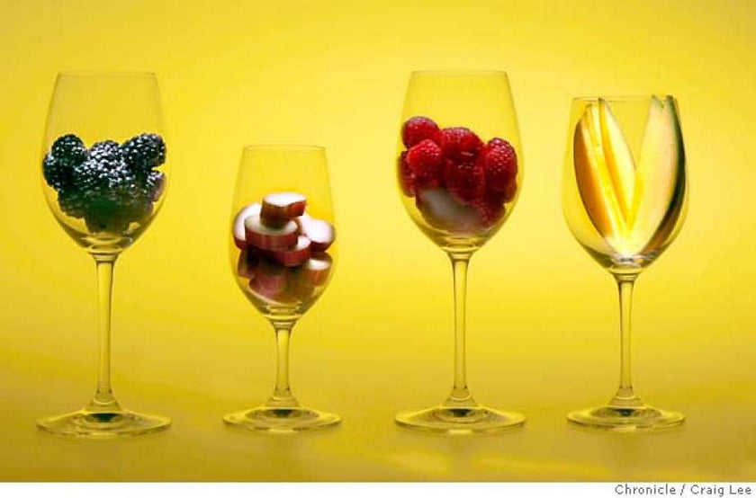 Making Fruit Wines - Raspberry, Cherry, Plum, Blackberry Wine Recipe