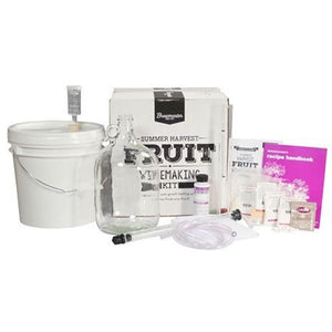 1 Gallon Fruit Wine Equipment Kit Wine Equipment Kits