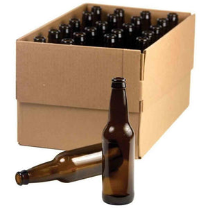 12 Oz Beer Bottles Case Of 24 Bottles