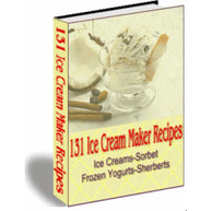 131 Ice Cream Maker Recipes ebooks