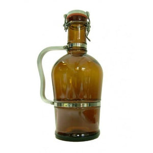 2 Liter Metal Handle Growler Growlers