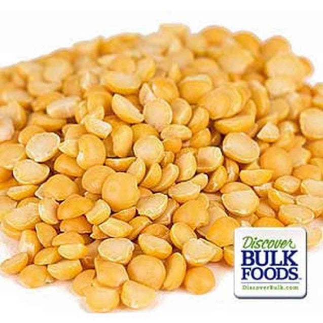 20Lb Yellow Split Peas Dutch Valley