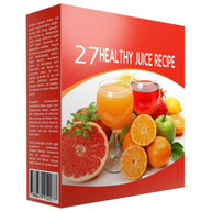 27 Healthy Juice Recipes ebooks