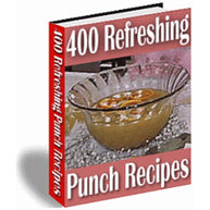 400 Refreshing Punch Recipes ebooks