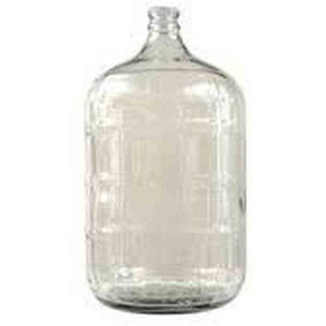 6 Gallon Glass Carboy Ribbed Sides Glass Carboys